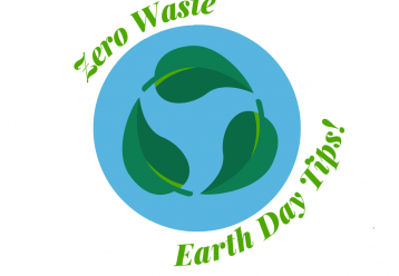 Zero Waste Earth Day Tips